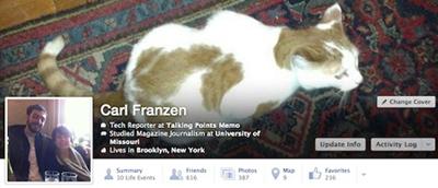 Facebook'un Zaman Tüneli Yenileniyor