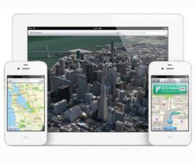 Apple Maps, GPS'in Sonunu Getirecek!