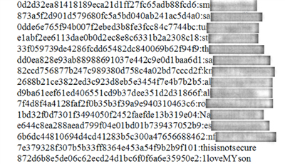 Milyonlarca Şifreyi Teker Teker Kırdılar