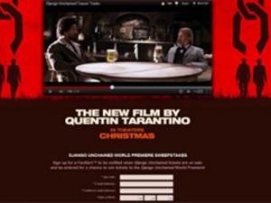 Tarantino'nun Son Filmi, Sosyal Medya ile Merhaba Dedi