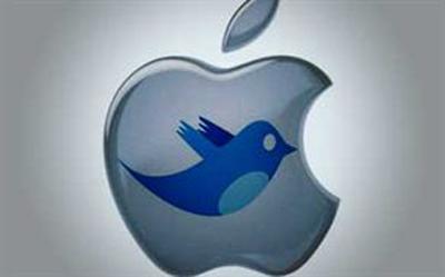 Apple Twitter'a Ortak Oluyor