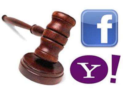 Facebook ve Yahoo El Sıkıştı