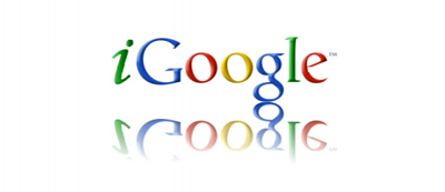iGoogle ve Google Video Maziye Gömülüyor!