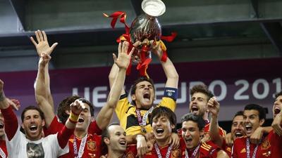 Twitter'da Euro 2012 Finali Geyikleri!