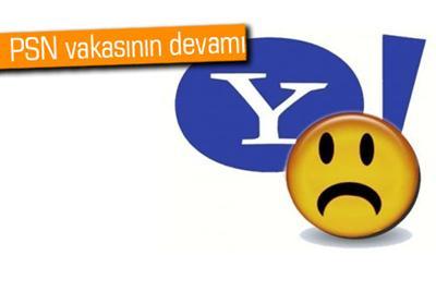 Yahoo'dan 453 Bin Şifre Çalındı, Yayınlandı