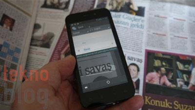 Android İçin Google Çeviri Uygulaması Fotoğraf Üzerinden Tercüme Özelliğine Kavuştu