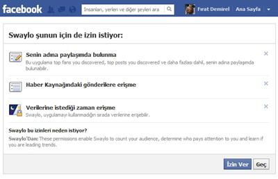 Facebook, Swaylo Satın Alması İle 'Büyük Veriyi' Çözecek