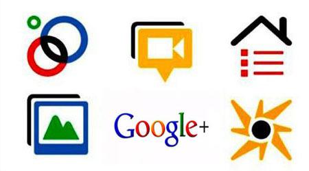 Google+'a Google.com Özel Adresleri Geldi