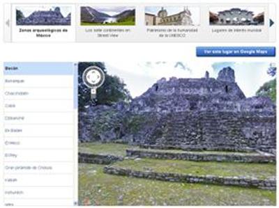 Meksika Google'a Taşındı!