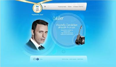 Mustafa Sandal, P&G Türkiye Facebook Sayfasında Canlı Konser Veriyor