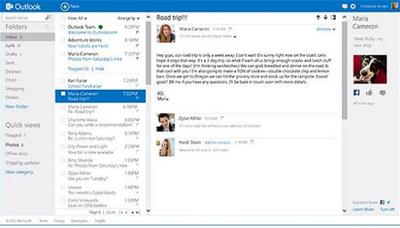 Outlook.com Ve Gmail Karşı Karşıya