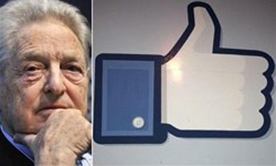 Soros, Facebook'u 'Beğendi'