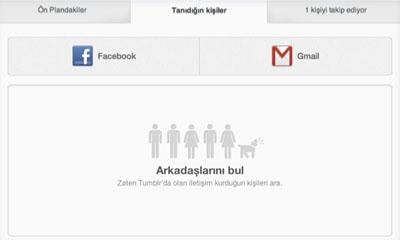 Tumblr Twitter'ın Arkadaş Bulma Özelliğine Olan Desteğini Kısıtlamasından Dolayı Üzgün