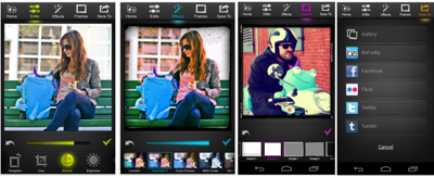 San Francisco'ya Taşınan Befunky Instagram'a Rakip Oldu