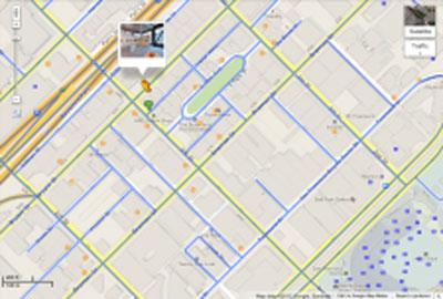 Google Maps İşyerlerinin Kapısından İçeri Giriyor