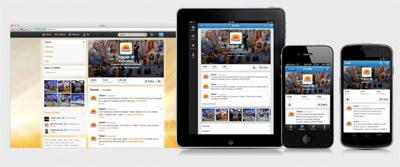 Twitter Profillerine Kapak Fotoğrafı, Mobil Uygulamalara Galeriler Geldi