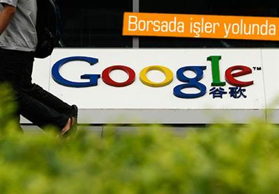 Google, Microsoft'u Solladı