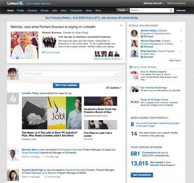 Linkedin Güncellemesi Kullanıcılara Barack Obama Ve Diğer Düşünce Liderlerini Takip İmkanı Sağlıyor