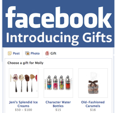 Facebook'tan Hediyeniz Var