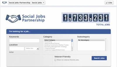 Facebook'tan İş Arayanlar İçin Yeni Uygulama