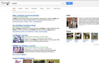 Google, Arama Sonuçları Sayfasını Yeniliyor