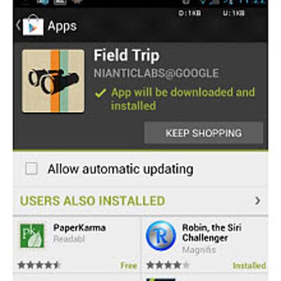 Google Play 3.10.9'da Değişen Ne Var?