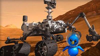 Twitter Kullanıcılarının Mars'tan Beklentisi