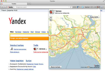 Yandex.Elements İle Tarayıcınızı Zenginleştirin
