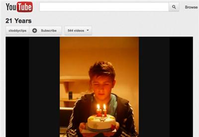 YouTube'da Yeni Hit '21 Yıl'