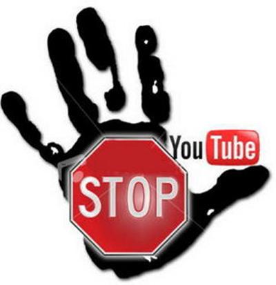 Youtube'un Yüzde 63'ü Türkler'e Yasak!