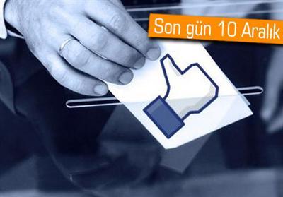 Facebook'ta Daha Oyunuzu Kullanmadınız Mı?