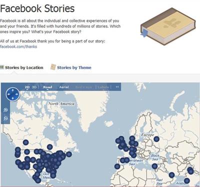 Facebook Yılbaşı Gecesi Mesaj Taşıyacak