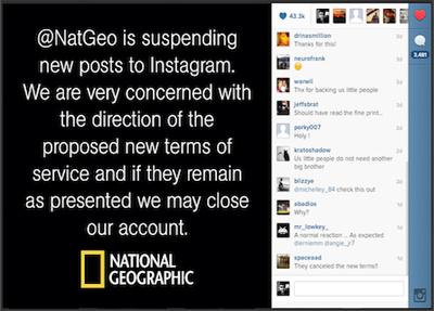 Flickr, Instagram'a Meydan Okumaya Geliyor