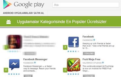 Google Play'de Porno Rezaleti