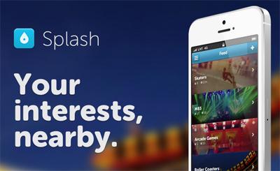 İlgi Alanlarınıza Göre Konum Bazlı Uygulama: Splash