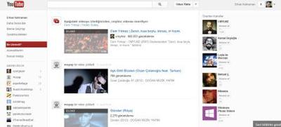 YouTube'un Yeni Tasarımını Beğendiniz Mi?