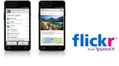 Flickr 8 Yıl Sonra Yahoo'nun Arama Sonuçlarında