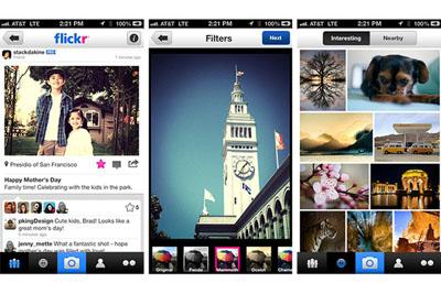 Flickr'ın Yeni Mobil Tasarımı Yükleme Ve Görüntülemeleri Yüzde 25 Artırdı