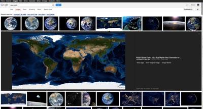 Google Görsel Arama Servisinin Tasarımında Yaptığı Değişiklikleri Gösterdi