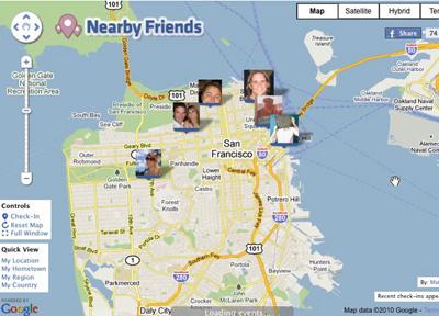 """""""Nearby"""" Ve Yakındaki Rekabetler"""