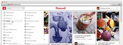 Pinterest Yeni Özelliklerini Test Etmeye Başladı