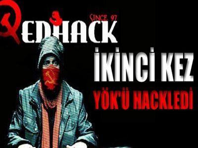 RedHack Akademik Camiaya Bomba Gibi Düştü