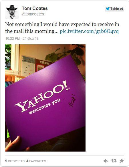 Yahoo Eski Çalışanlarını Geri Kazanmaya Çalışıyor