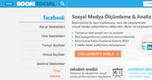 Boom Social Beta Yayına Başladı