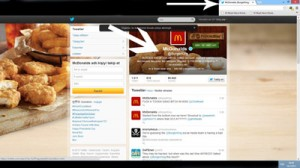Burger King'in Twitter Hesabı Hack'lendi!