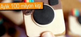 Instagram Aylık 100 Milyon Kullanıcıya Ev Sahipliği Yapıyor