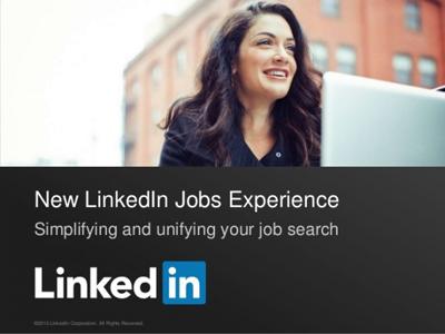 """LinkedIn """"İş İlanları"""" Sayfasını Yeniliyor"""