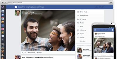 Facebook Haber Kaynağının Tasarımını Değiştirdi!