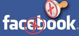 Facebook Hesabınızı Kapatmadan Yapmanız Gerekenler!