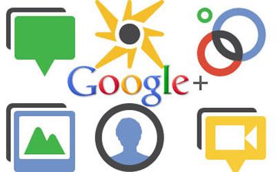 Google+'da GIF Profil Resimleri